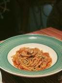 Seafood Marinara, hands-down, a must-try and try again!